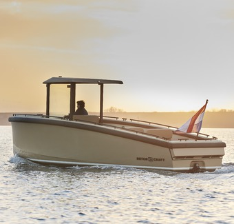 Top three features of DutchCraft's electric DC25 tender