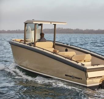 La barca elettrica e modulare