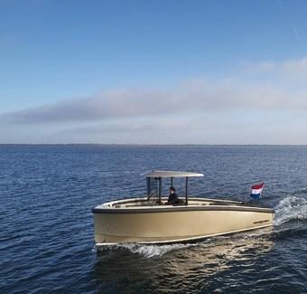 Tre barche elettriche al top nel 2020