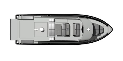 DC56 OPEN FLYBRIDGE