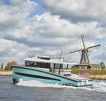 DutchCraft DC56: un motor-yacht couteau suisse